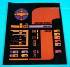 Star Trek TNG: LCARS Navigation Control Prop screen used